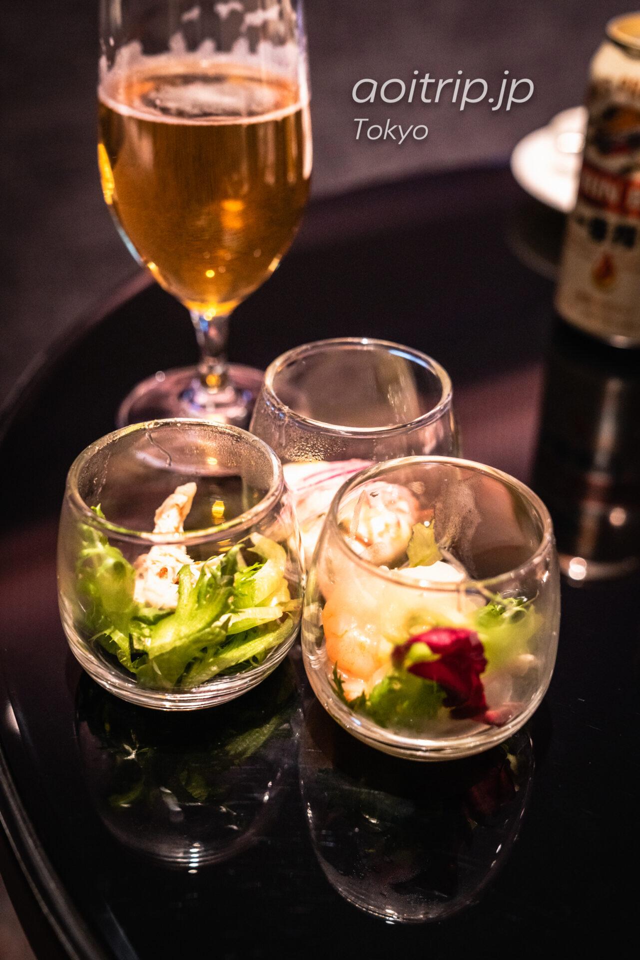 シェラトン都ホテル東京(Sheraton Miyako Hotel Tokyo)クラブラウンジ Club Lounge カクテルタイム
