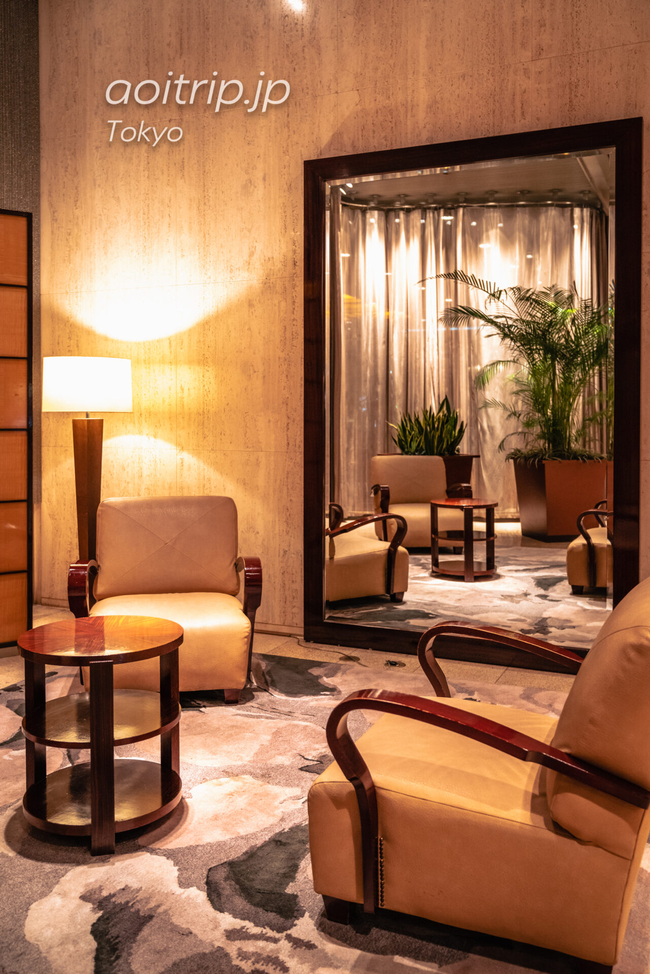 シェラトン都ホテル東京(Sheraton Miyako Hotel Tokyo)のロビー