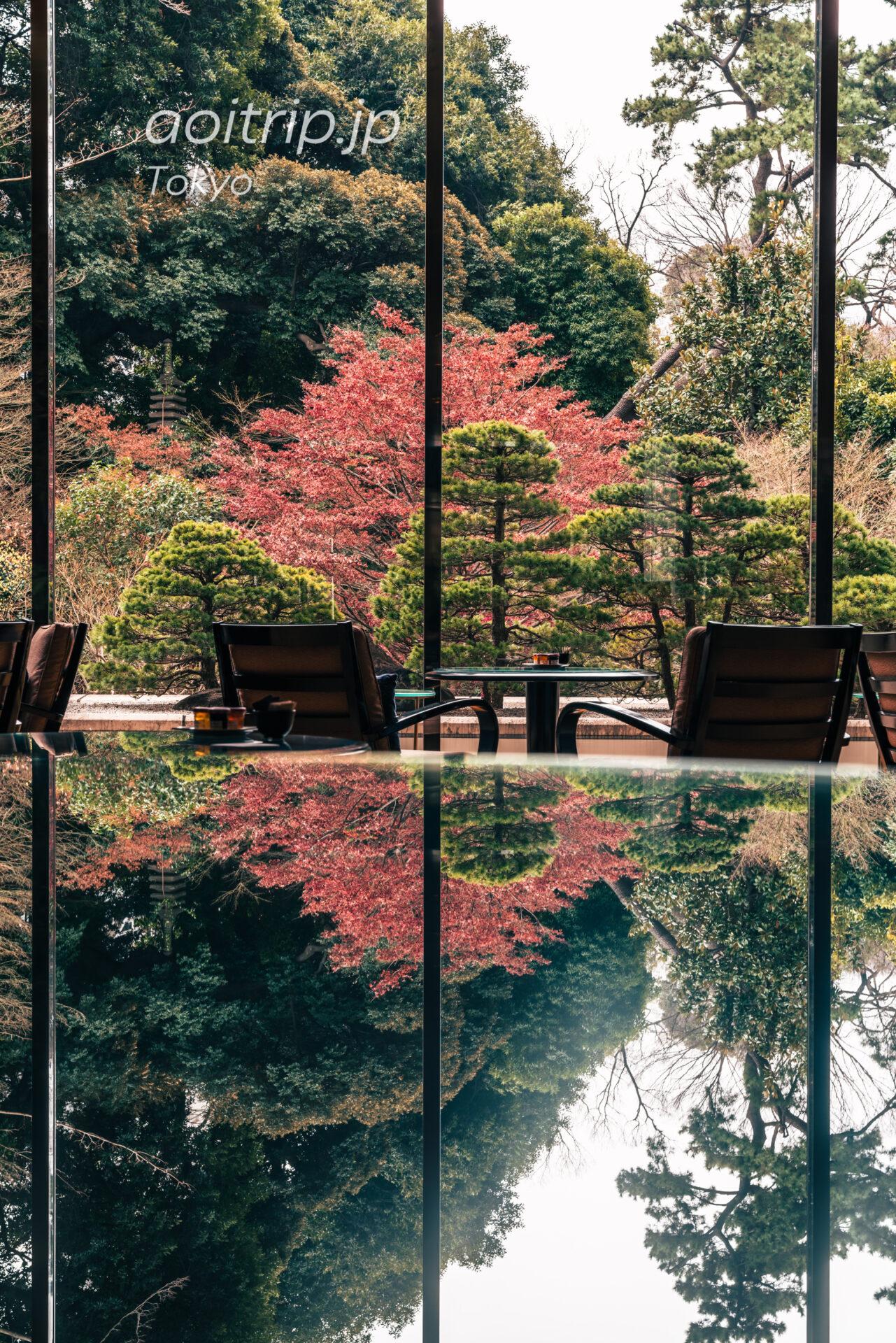 シェラトン都ホテル東京(Sheraton Miyako Hotel Tokyo)ラウンジ バンブー