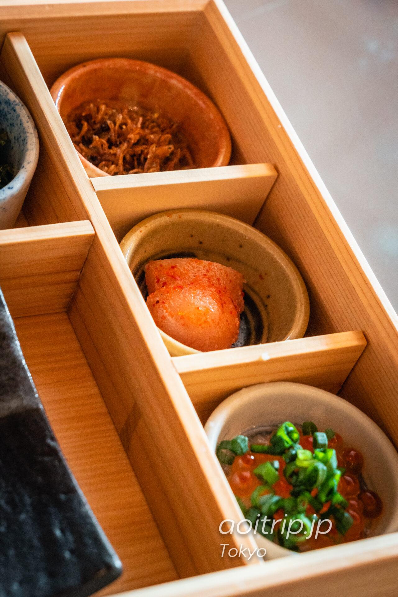 シェラトン都ホテル東京(Sheraton Miyako Hotel Tokyo)ラウンジ バンブーの朝食