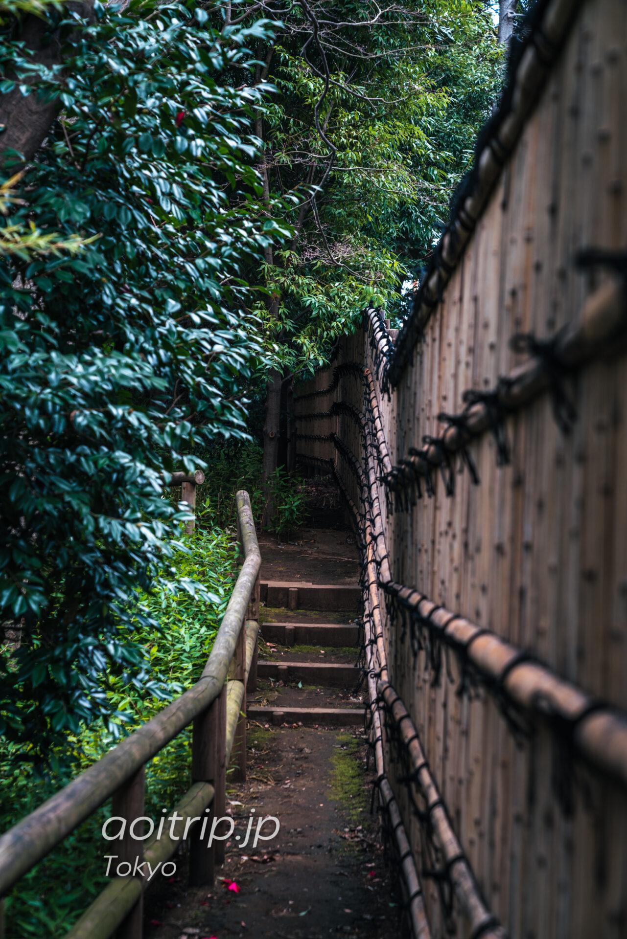 シェラトン都ホテル東京(Sheraton Miyako Hotel Tokyo)日本庭園