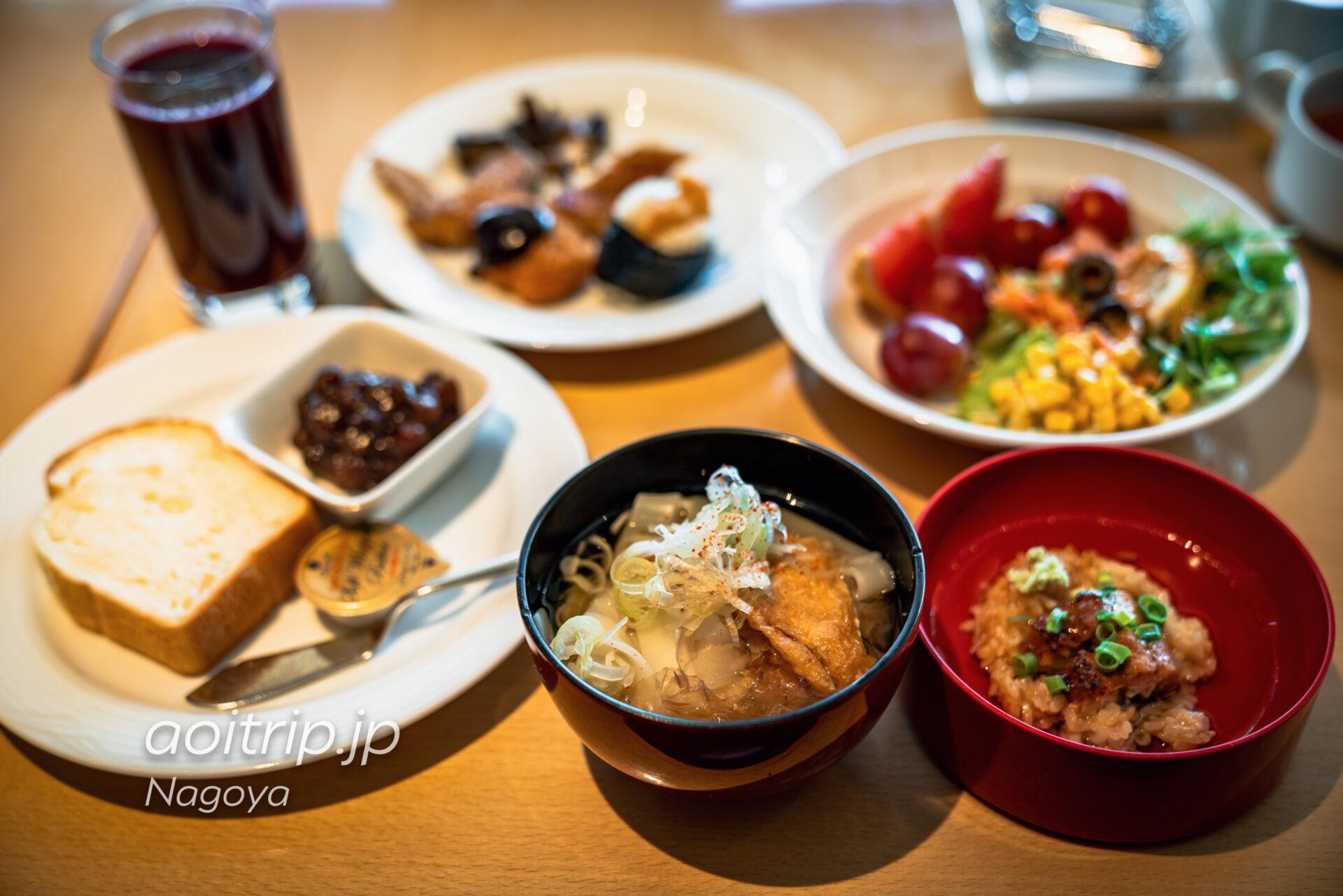 ANAクラウンプラザホテルグランコート名古屋 宿泊記|ANA Crowne Plaza Hotel Grand Court Nagoya 朝食
