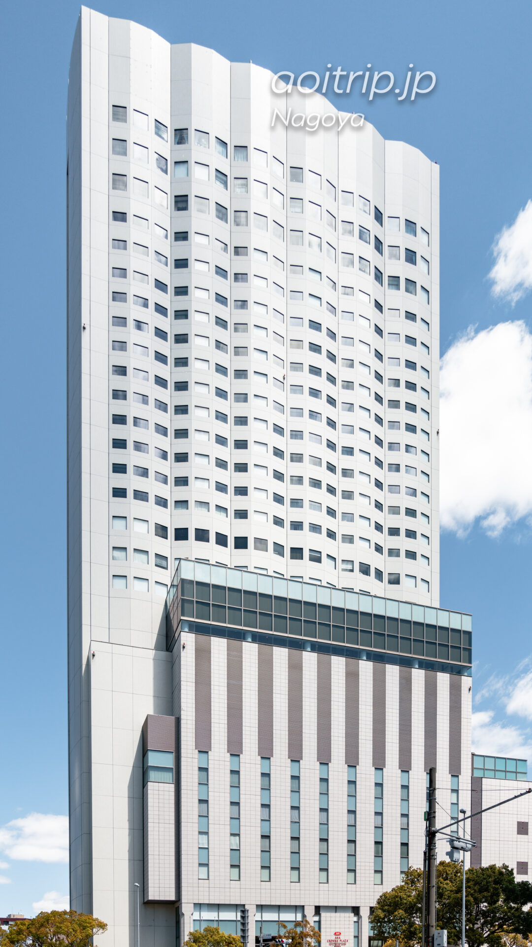 ANAクラウンプラザホテルグランコート名古屋 宿泊記|ANA Crowne Plaza Hotel Grand Court Nagoya