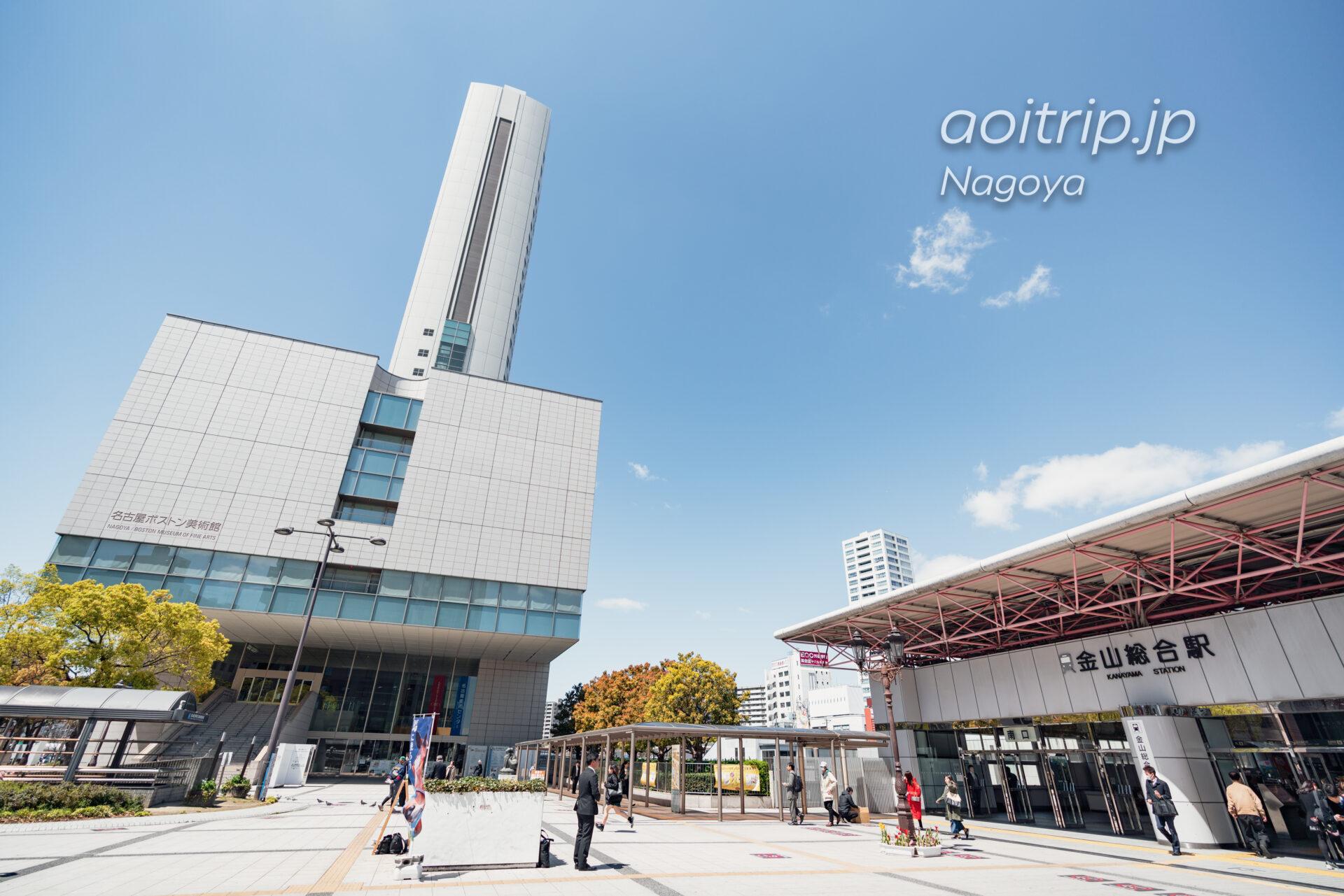 ANAクラウンプラザホテルグランコート名古屋と金山駅