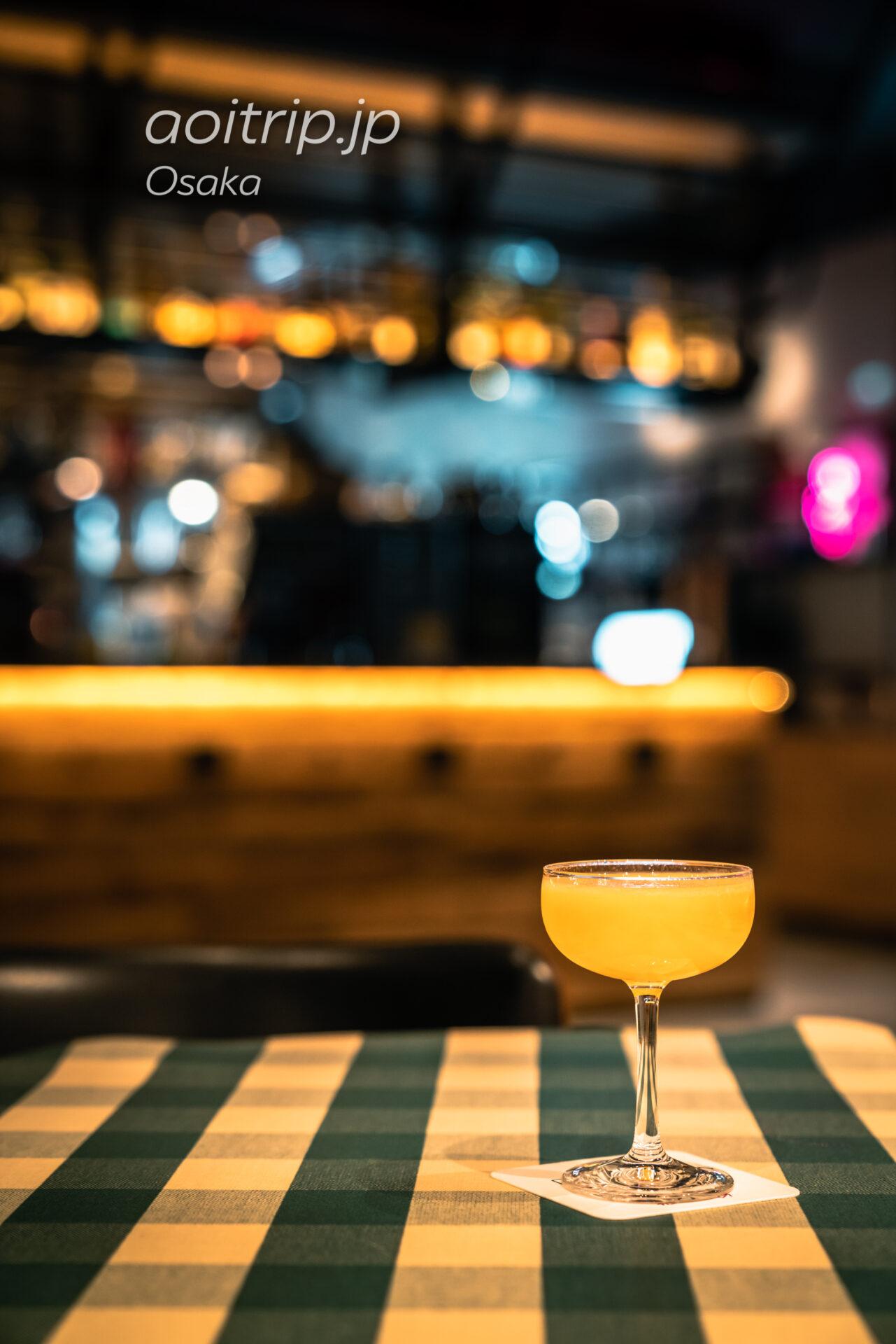 モクシー大阪本町 Moxy Osaka Honmachi モクシー カフェ&バー Moxy Bar & Lounge