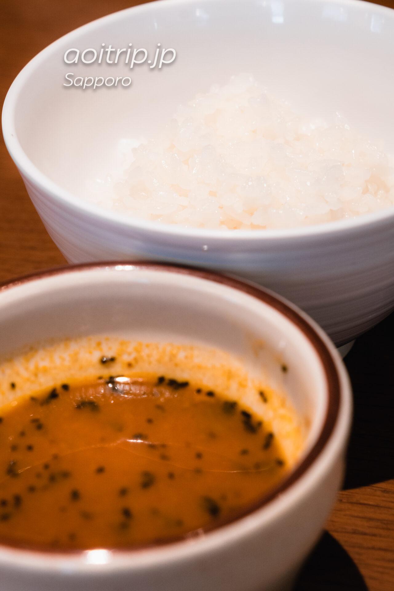 プレミアホテル中島公園 札幌 ビストロ ラ・プロヴァンスの朝食 ホテルメイド スパイシースープカレー