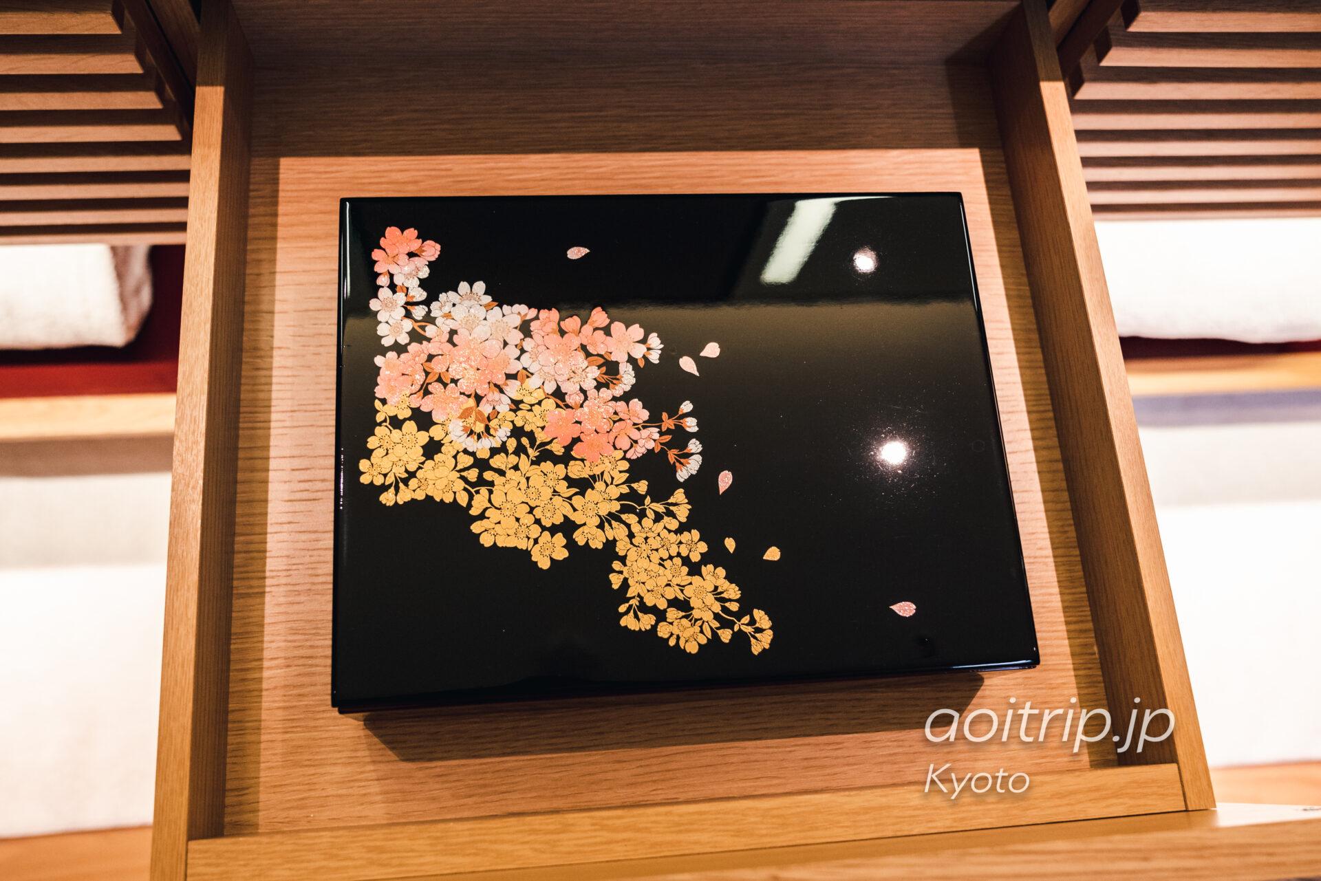 ザ リッツ カールトン京都 The Ritz-Carlton Kyoto コーナースイート KITA Courner Suite KITA アメニティ