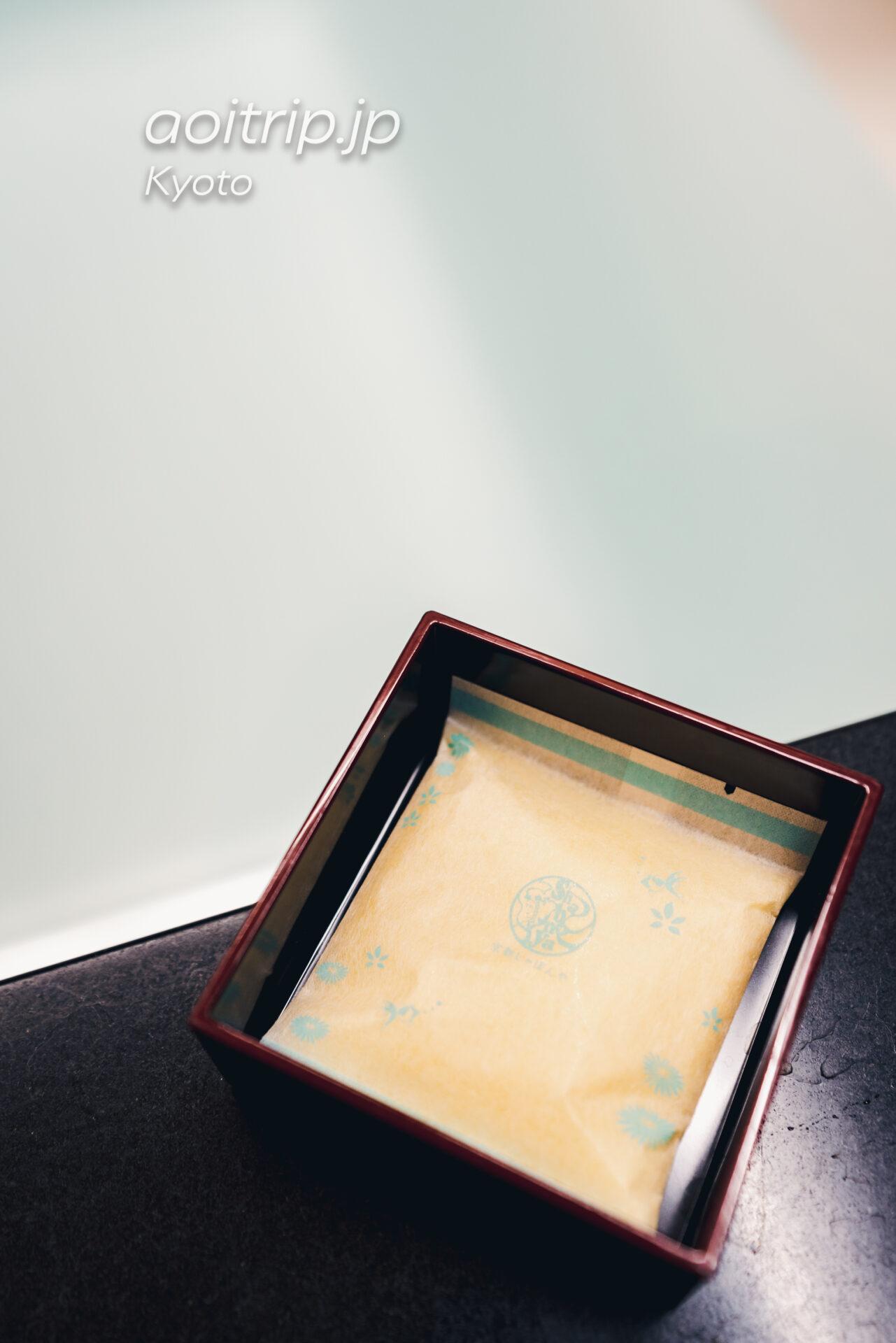 ザ リッツ カールトン京都 The Ritz-Carlton Kyoto コーナースイート KITA Courner Suite KITA 京都しゃぼんやのバスソルト 柚子ブレンド