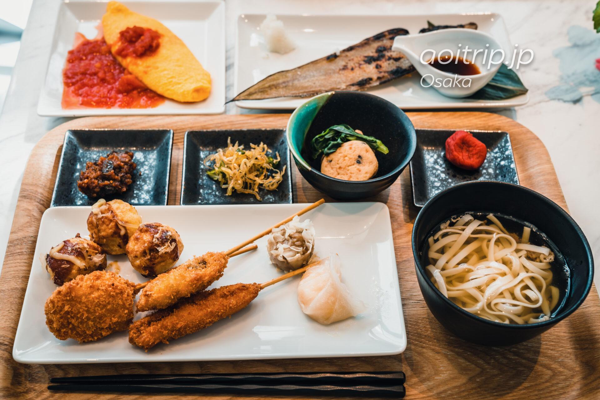 コートヤード バイ マリオット大阪本町の朝食