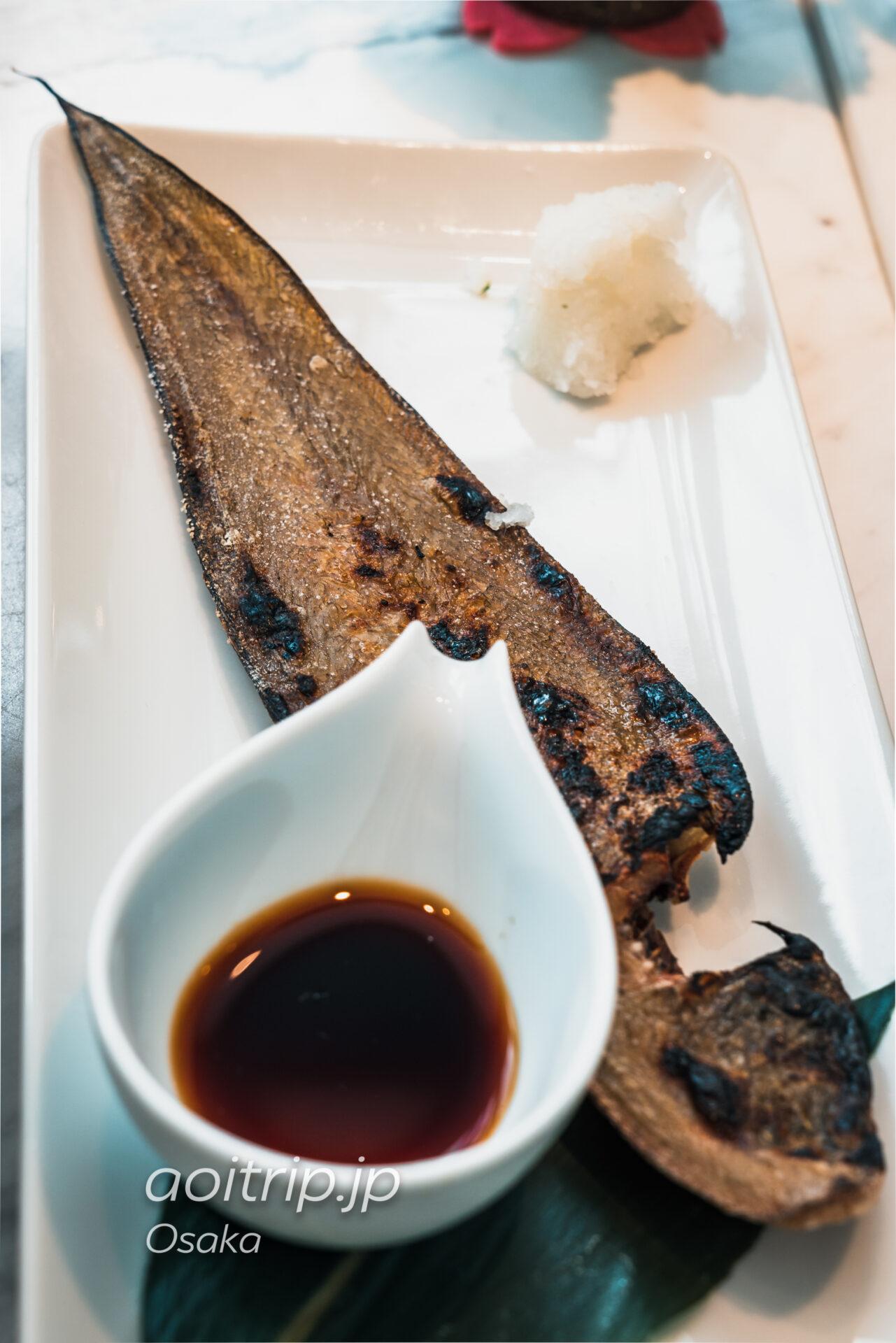 コートヤード バイ マリオット大阪本町の朝食 焼き舌平目