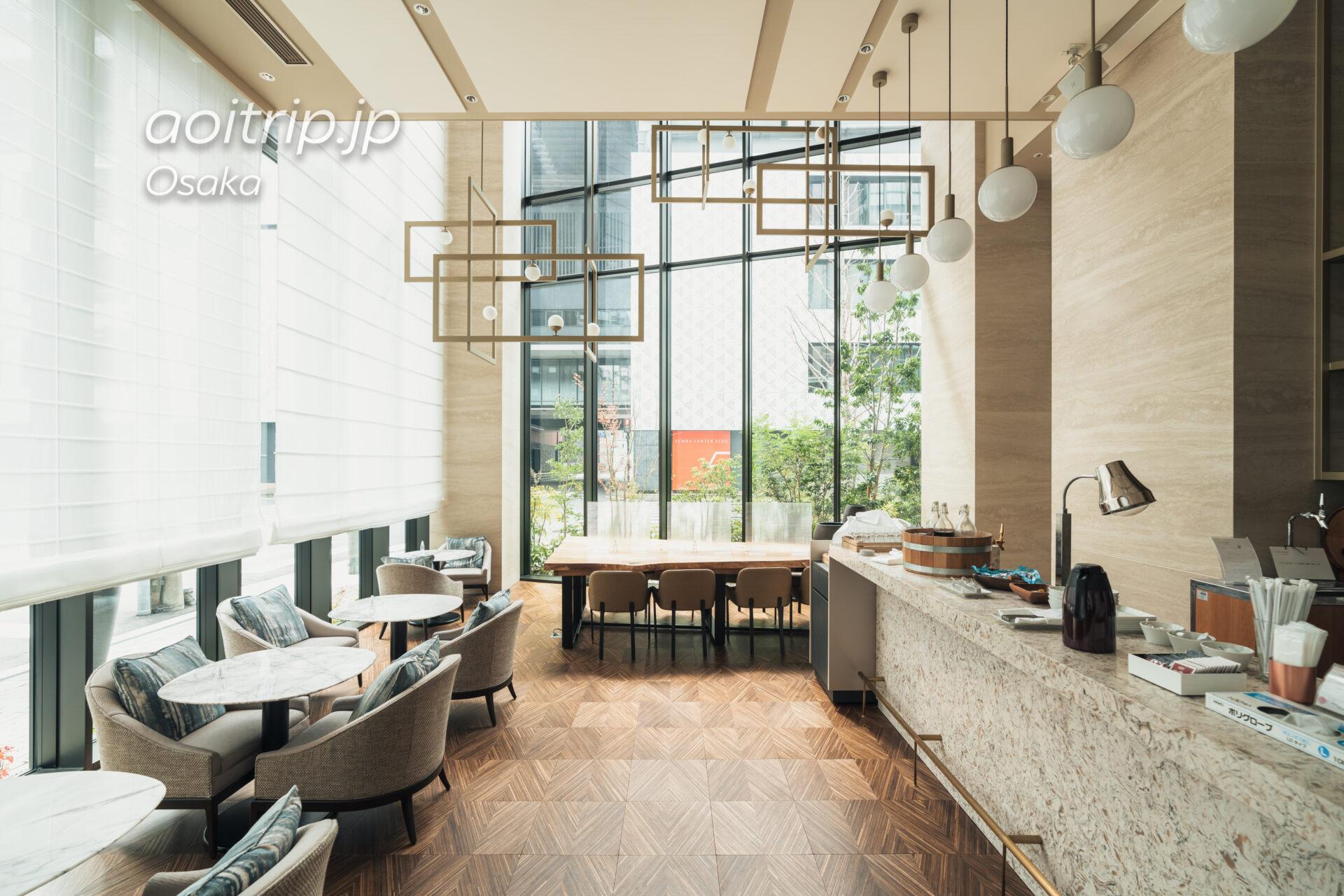コートヤード大阪本町 M18 ビジネスカフェ&THE SEMBAハッピーアワー