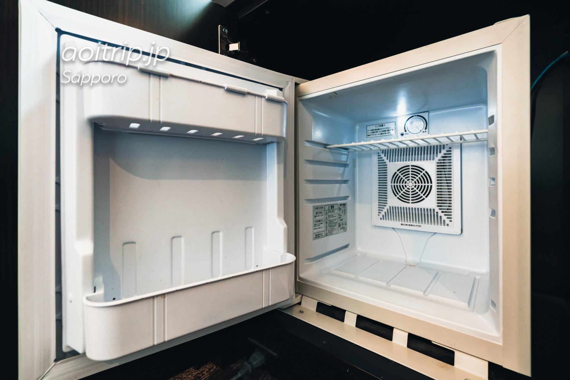 メルキュールホテル札幌 宿泊記 Mercure Sapporo 冷蔵庫
