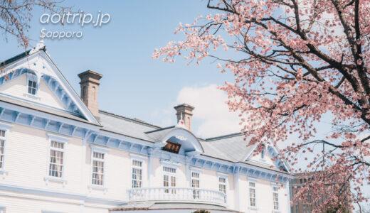 春の訪れ、札幌中島公園の桜 Cherry Blossoms in Sapporo Nakajima Park