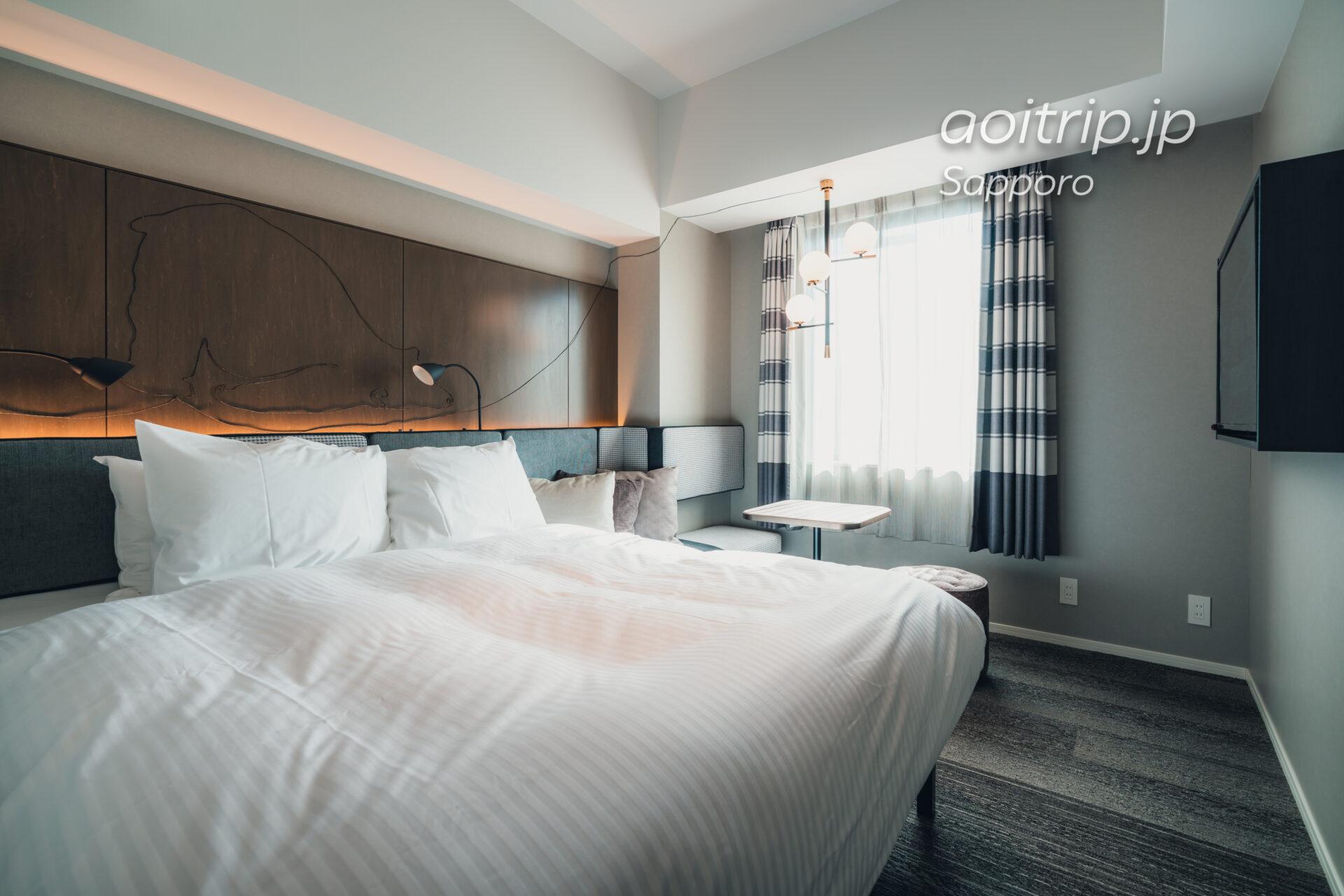 札幌グランドホテルの客室 ダブルルーム