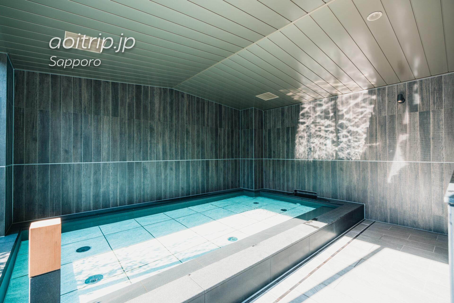 札幌グランベルホテルの天空露天風呂