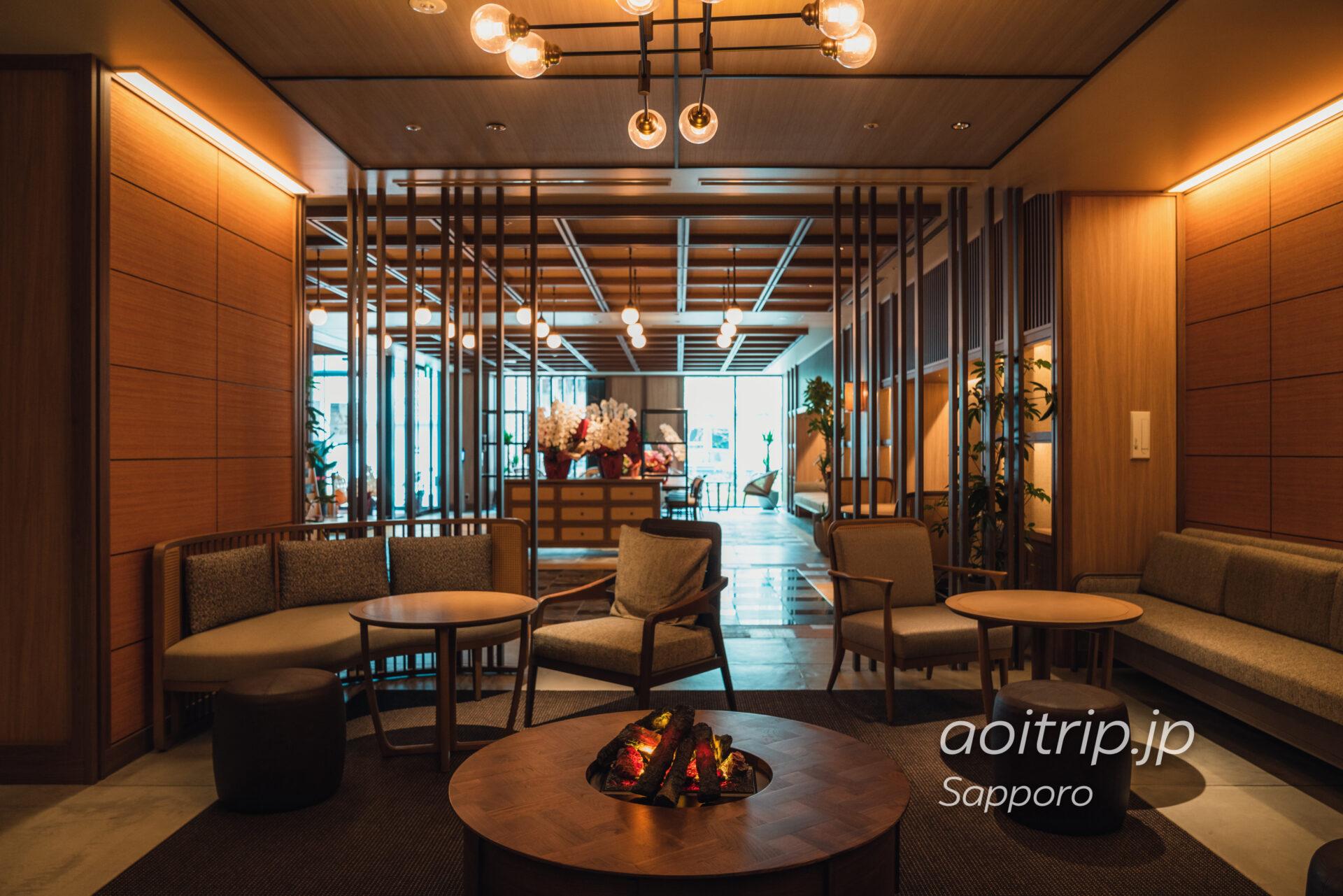 札幌グランベルホテルのロビー