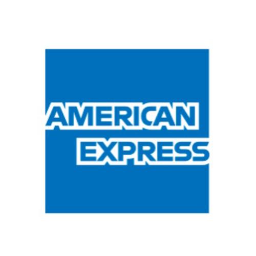 クレジットカード 国際ブランド American Express(アメリカンエキスプレス)のロゴ