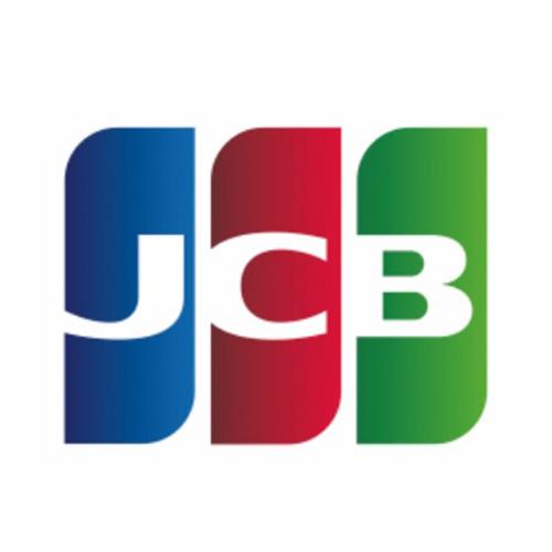 クレジットカード 国際ブランド JCB(ジェーシービー)のロゴ