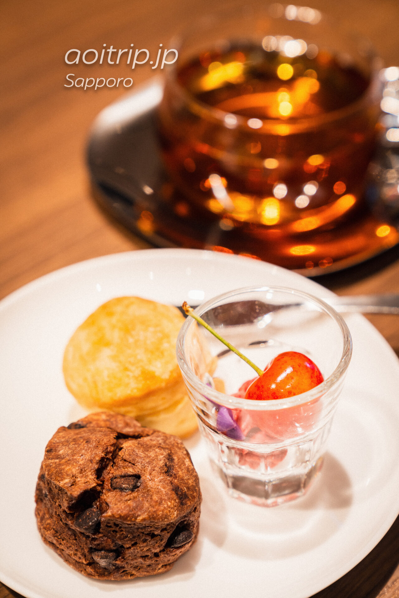 ANAクラウンプラザホテル札幌のアフタヌーンティー Afternoon Tea