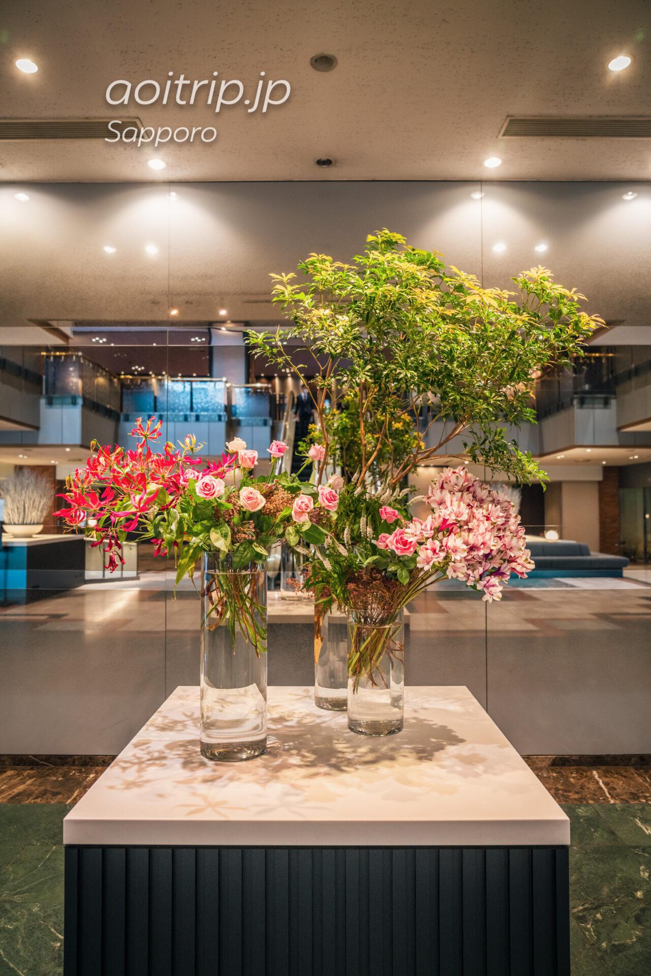 ANAクラウンプラザホテル札幌の館内