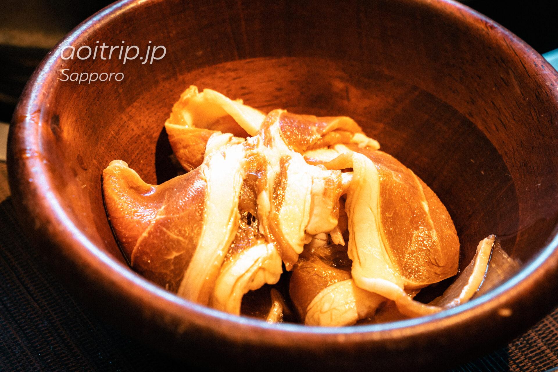 札幌 夜空のジンギスカン 味付けジンギスカン