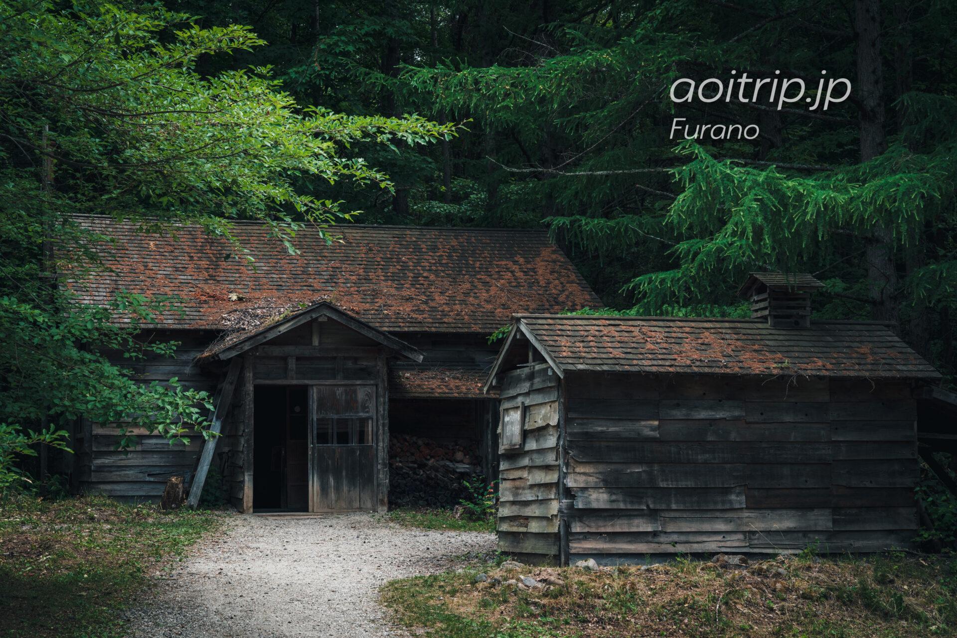 『北の国から』ロケ地巡り 五郎の最初の家