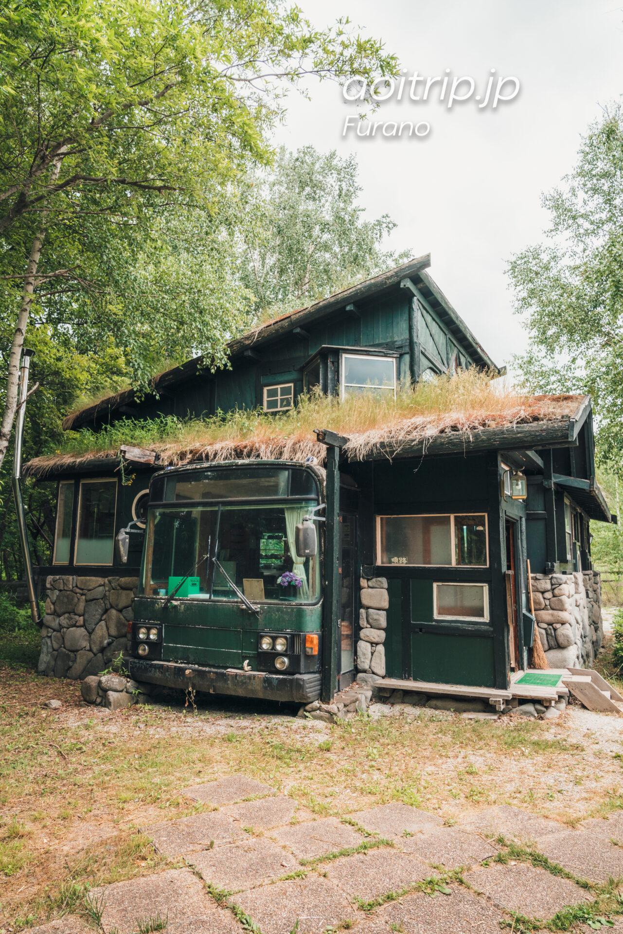 『北の国から』ロケ地巡り 拾って来た家 やがて町 純と結の家