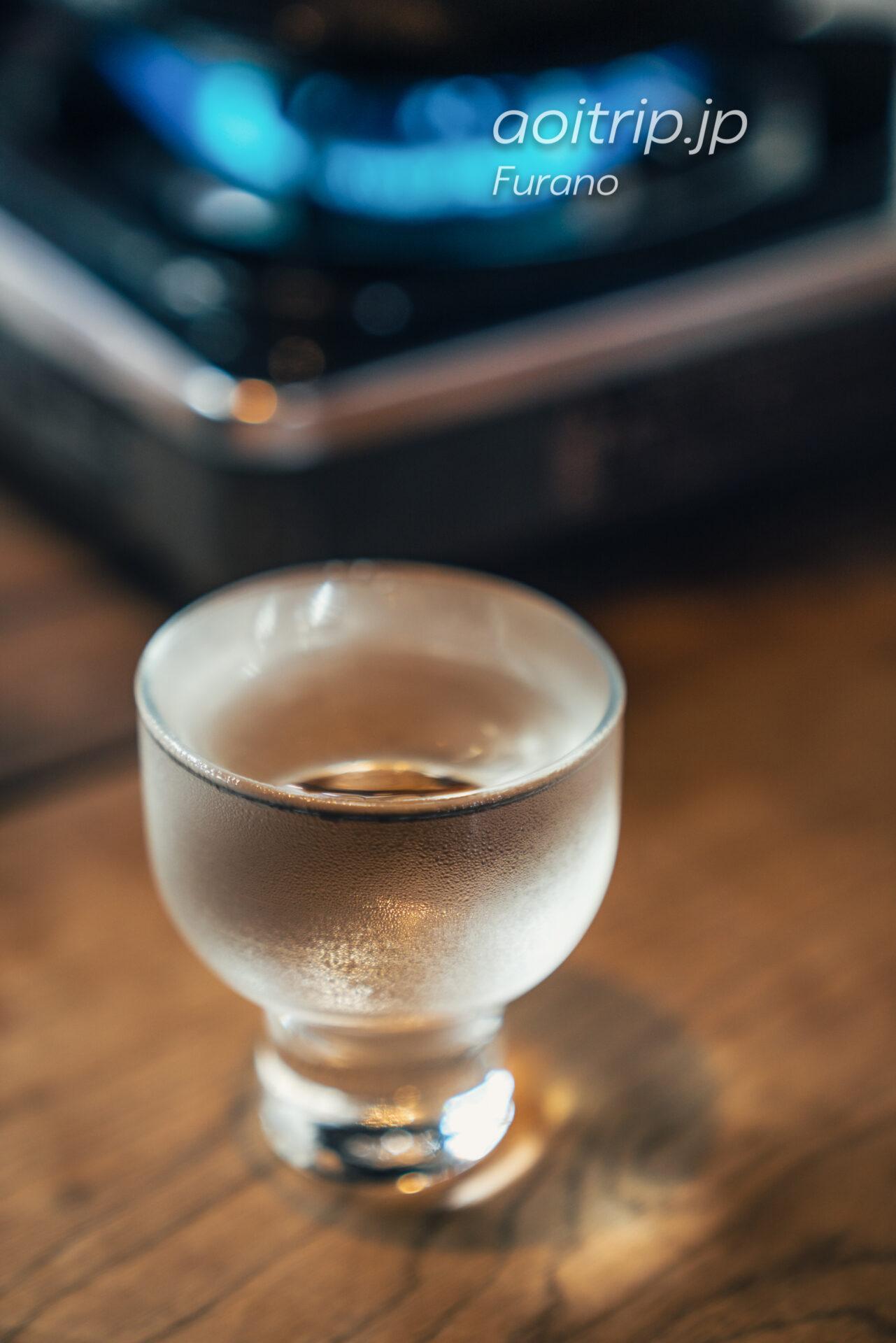 富良野くまげらオリジナル日本酒「くまげら」