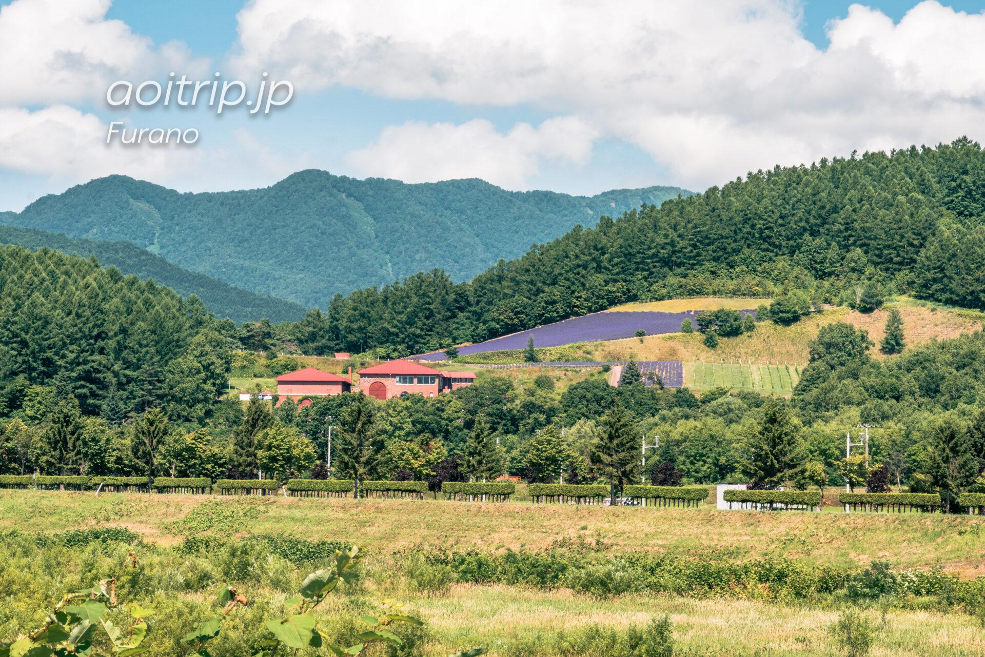 ふらのワインハウスの外観 Furano Wine House