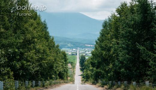 パノラマロード江花 上富良野|Panorama Road Ehana, Kamifurano