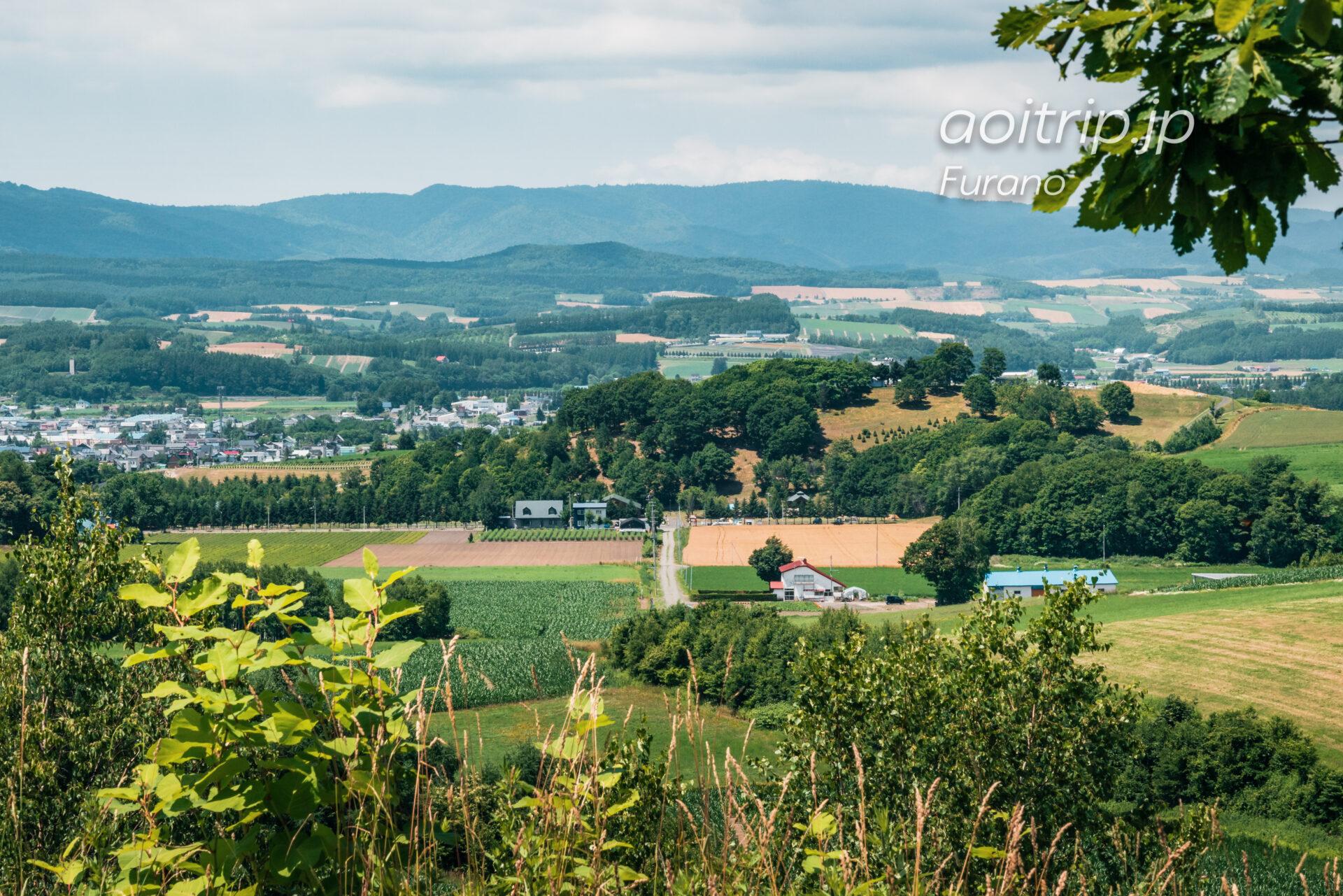 和田草原とどんぐりの郷 Wada Grassland & Acorn Village, Kamifurano