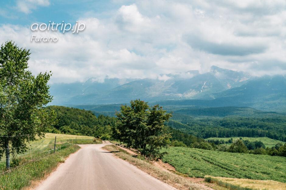 旭野やまびこ高地 Asahino Yamabiko Highlands, Kamifurano