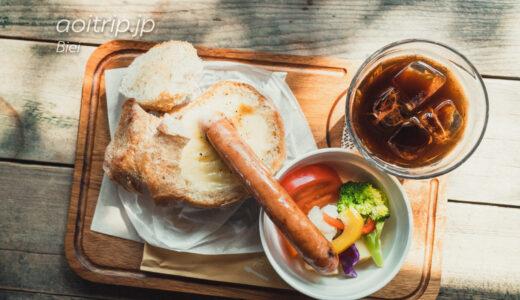 美瑛あるうのぱいん 手ごねてんねんこうぼパンのお店|Aruunopain, Biei