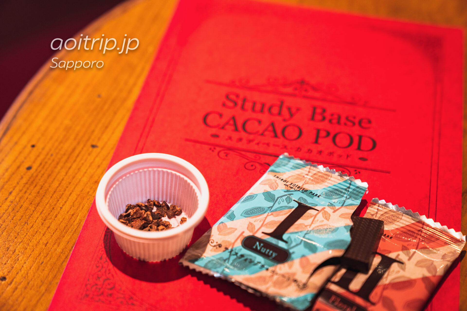 スタディベース カカオポッド Study Base CACAO POD