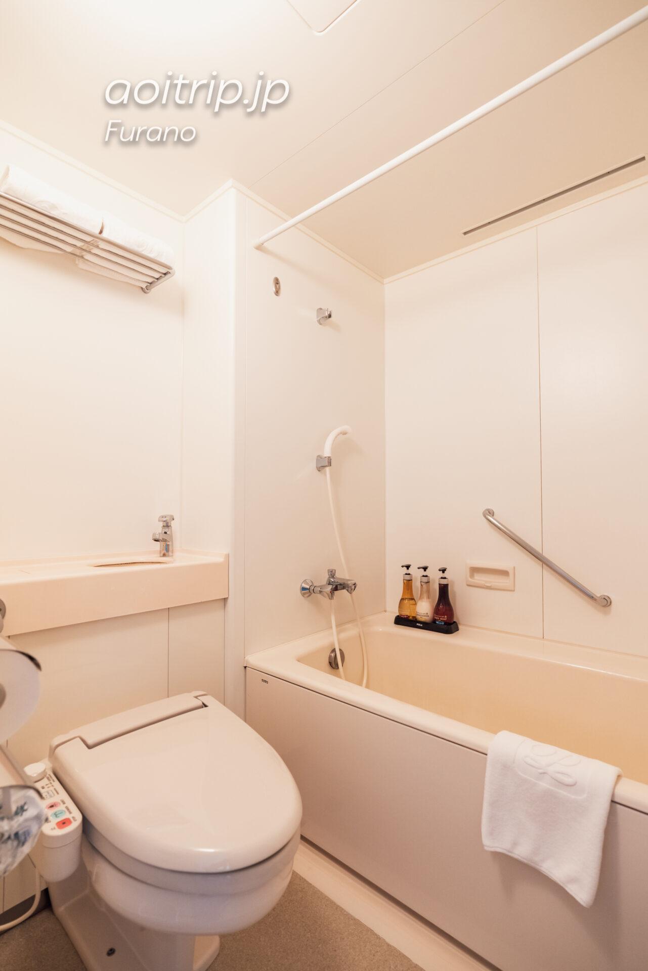 新富良野プリンスホテル バスルーム