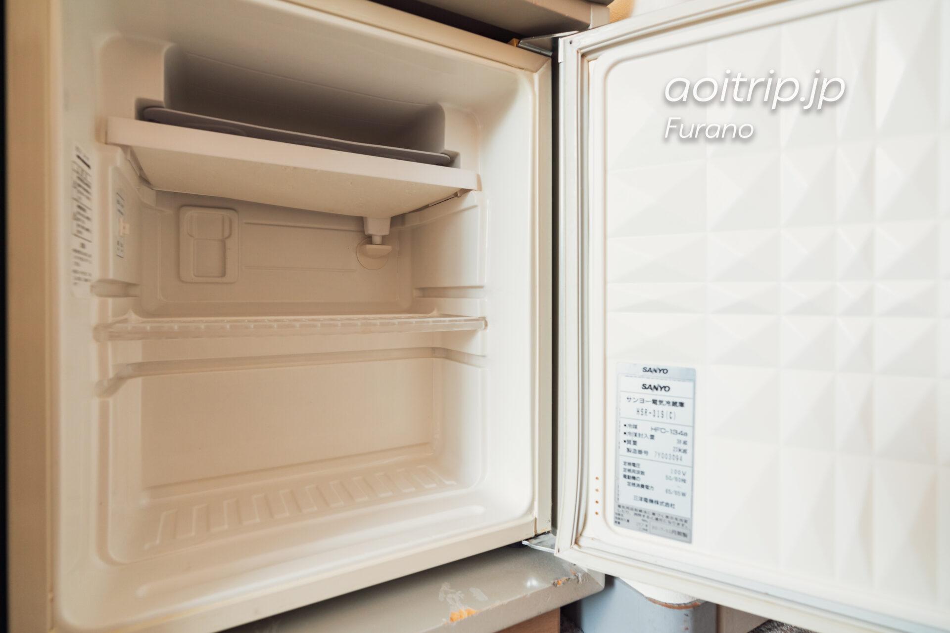 新富良野プリンスホテルの冷蔵庫