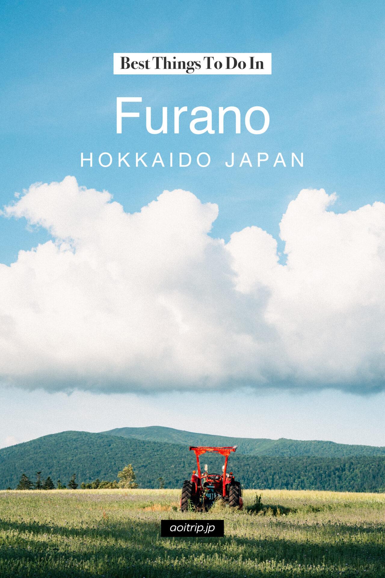 北海道 富良野の観光見どころ Exploring Furano, Hokkaido Travel Guide