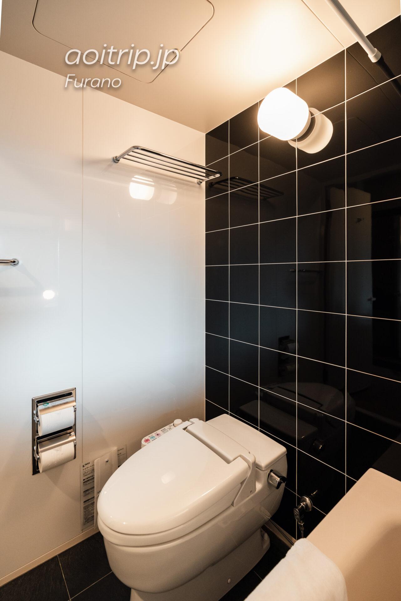 富良野ナチュラクスホテル トイレ