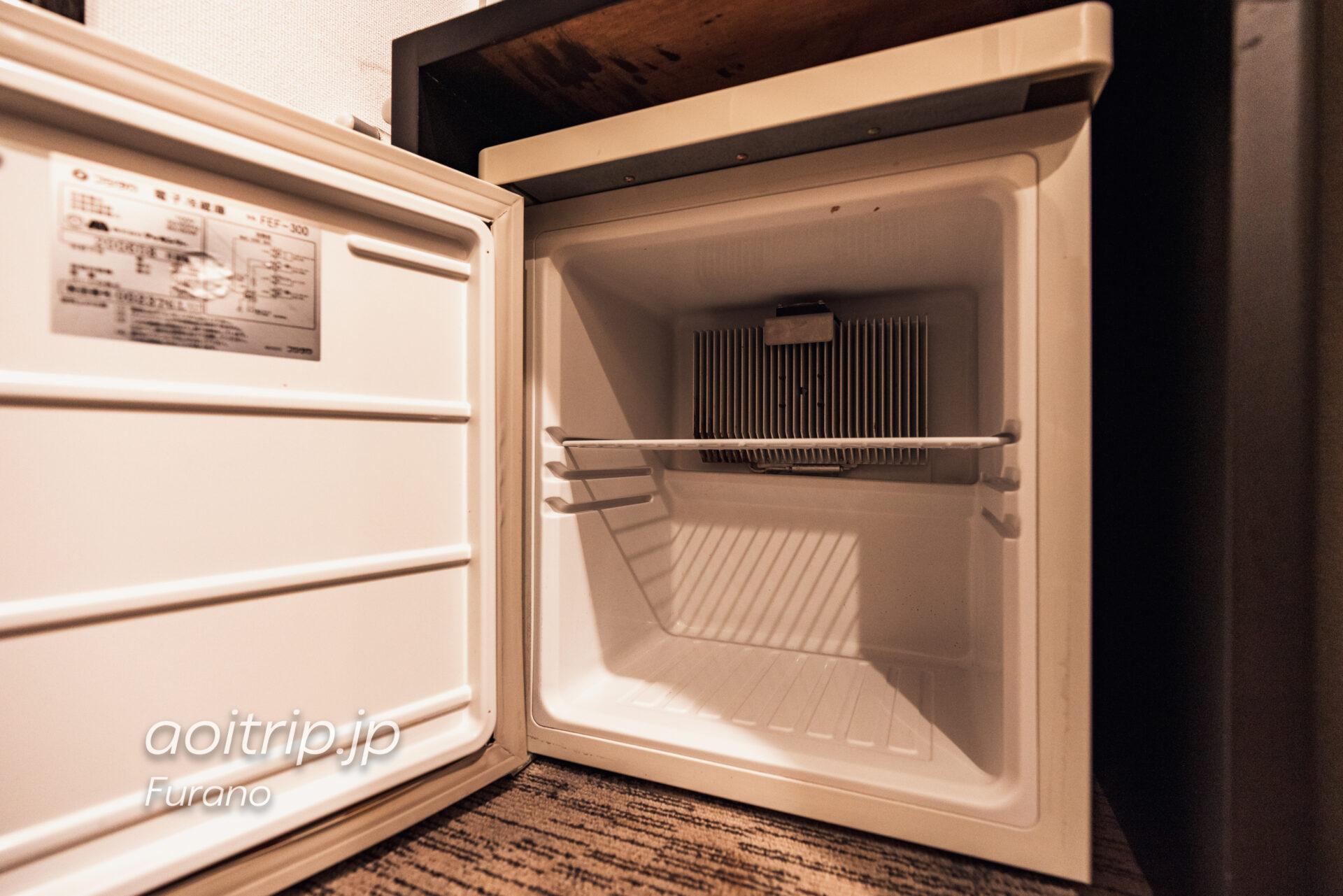 富良野ナチュラクスホテル 冷蔵庫