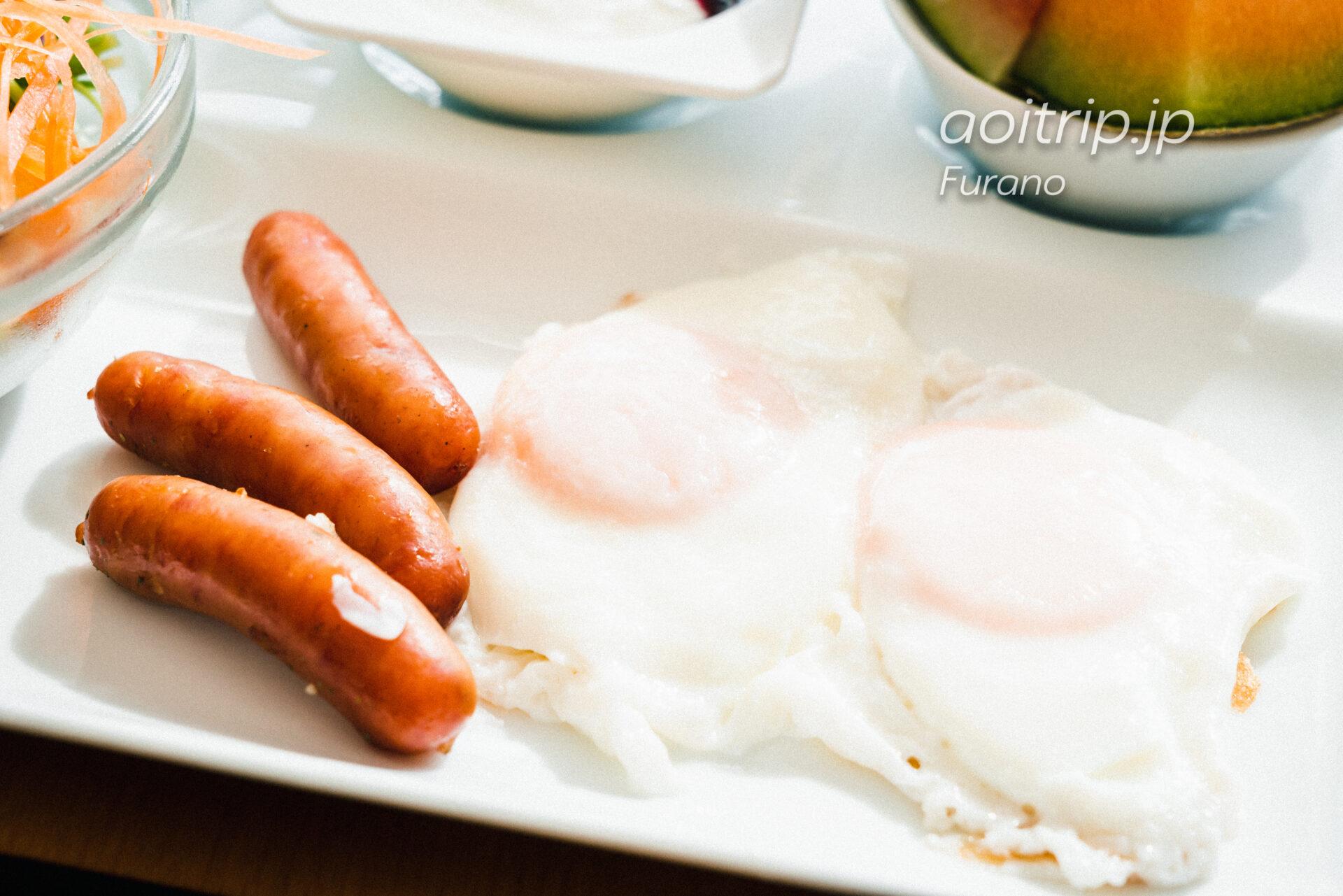 富良野ナチュラクスホテル 洋朝食
