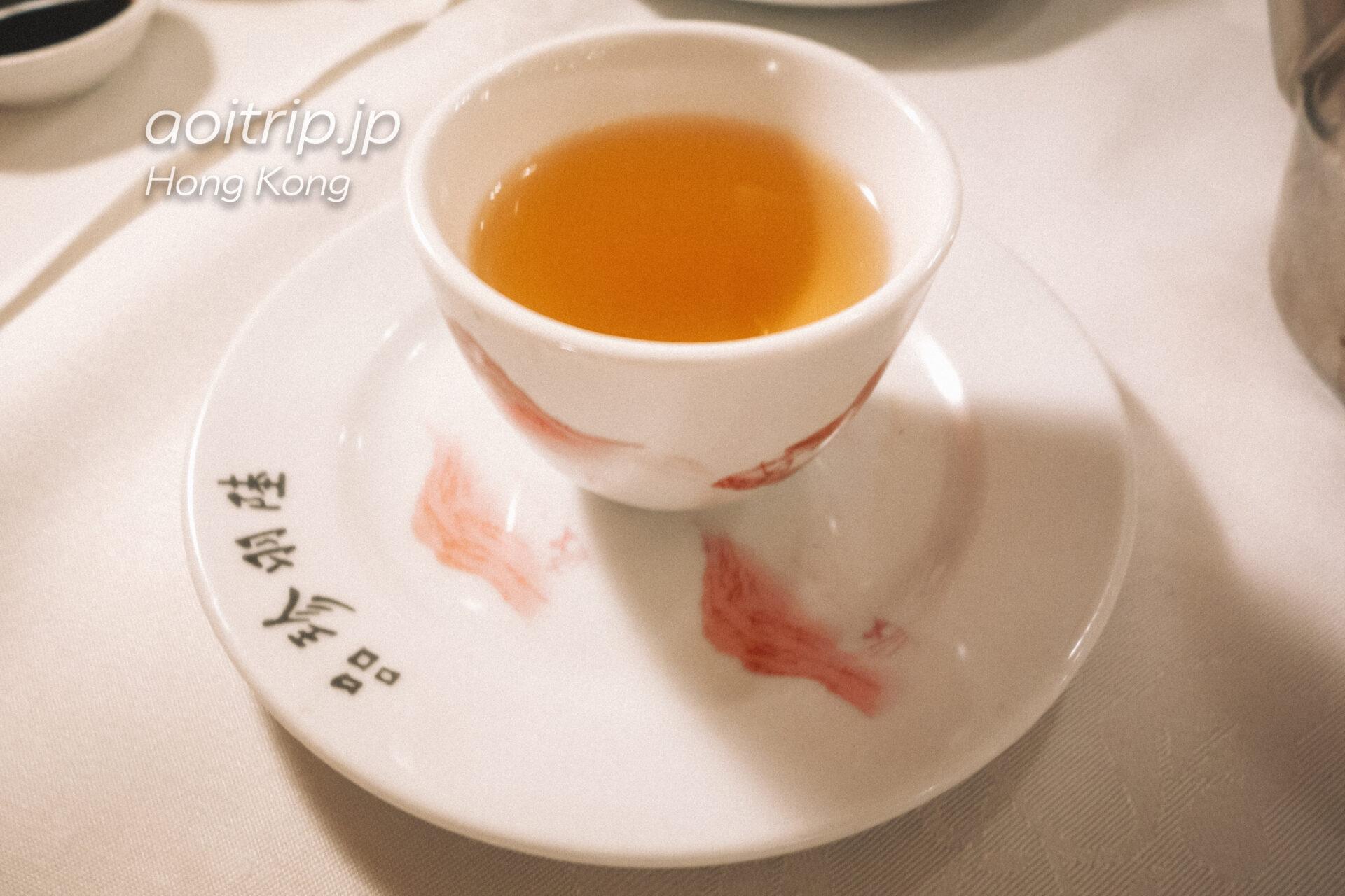 香港の陸羽茶室