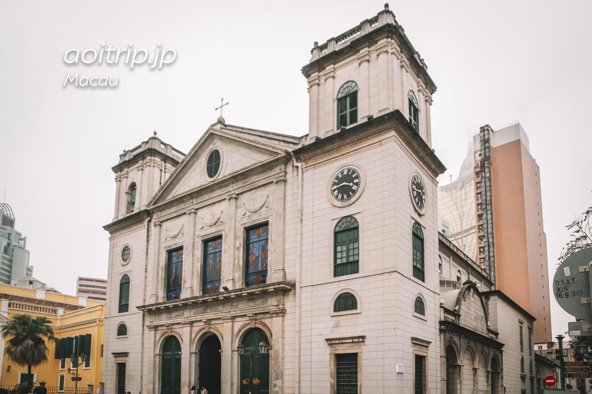 マカオ 大堂カテドラル The Cathedral