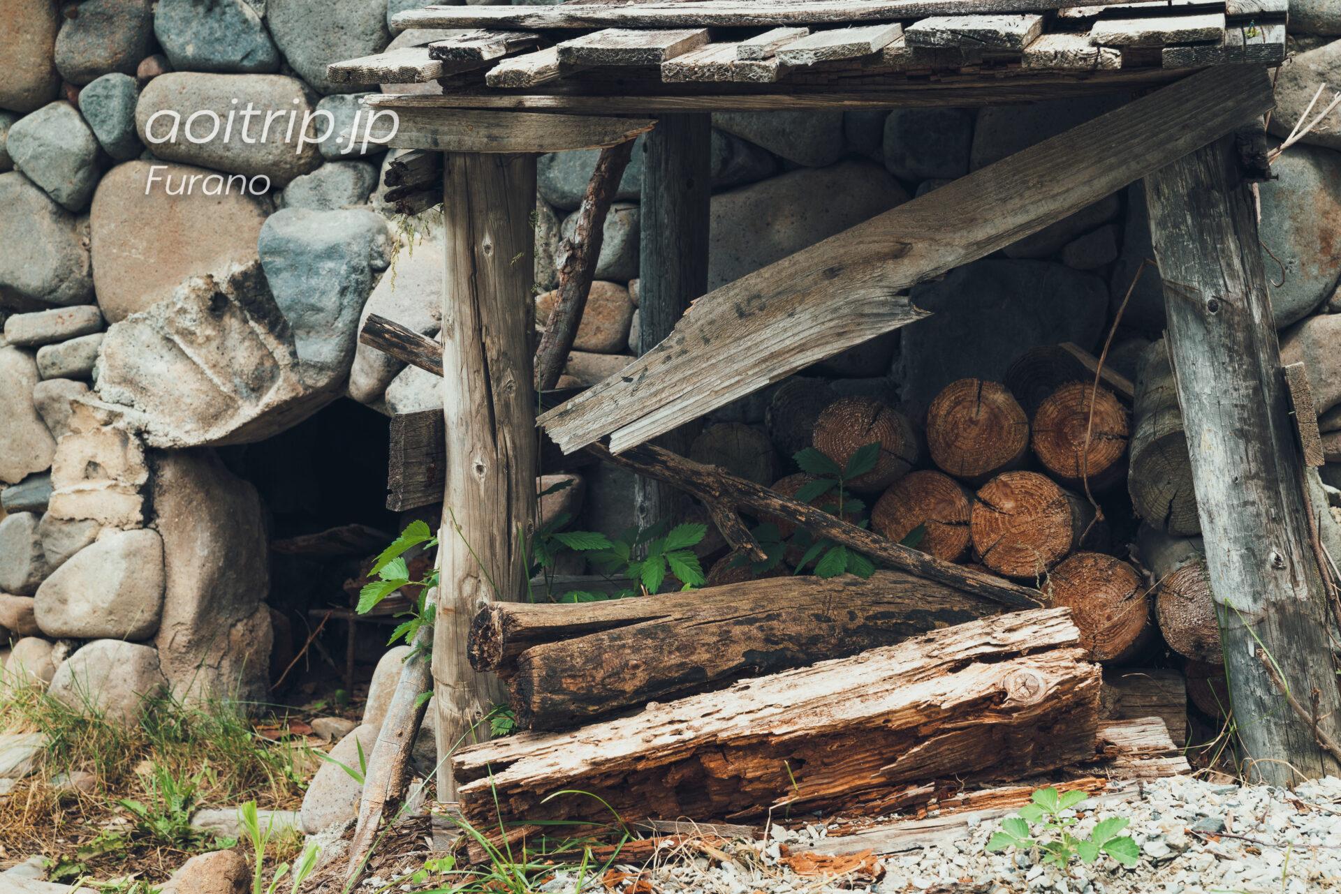 五郎の石の家(Goro's Stone House)