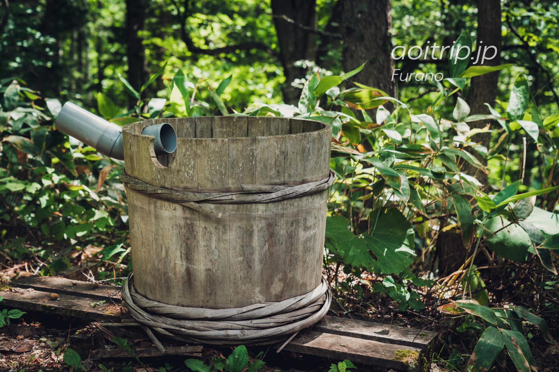 『北の国から』ロケ地巡り 五郎の最初の家 上水道