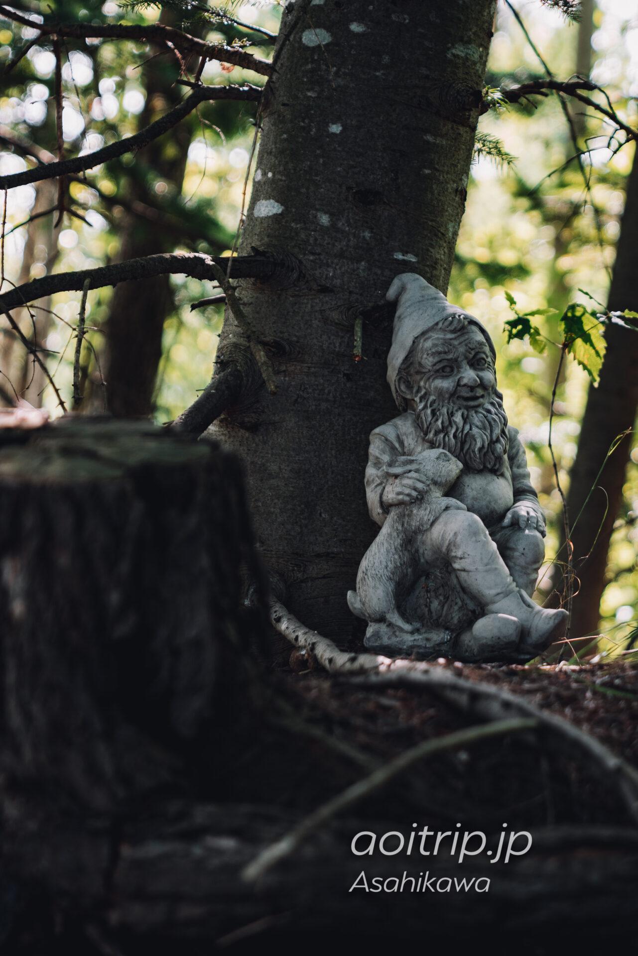 ノームの散歩道 Gnome's Foot Path