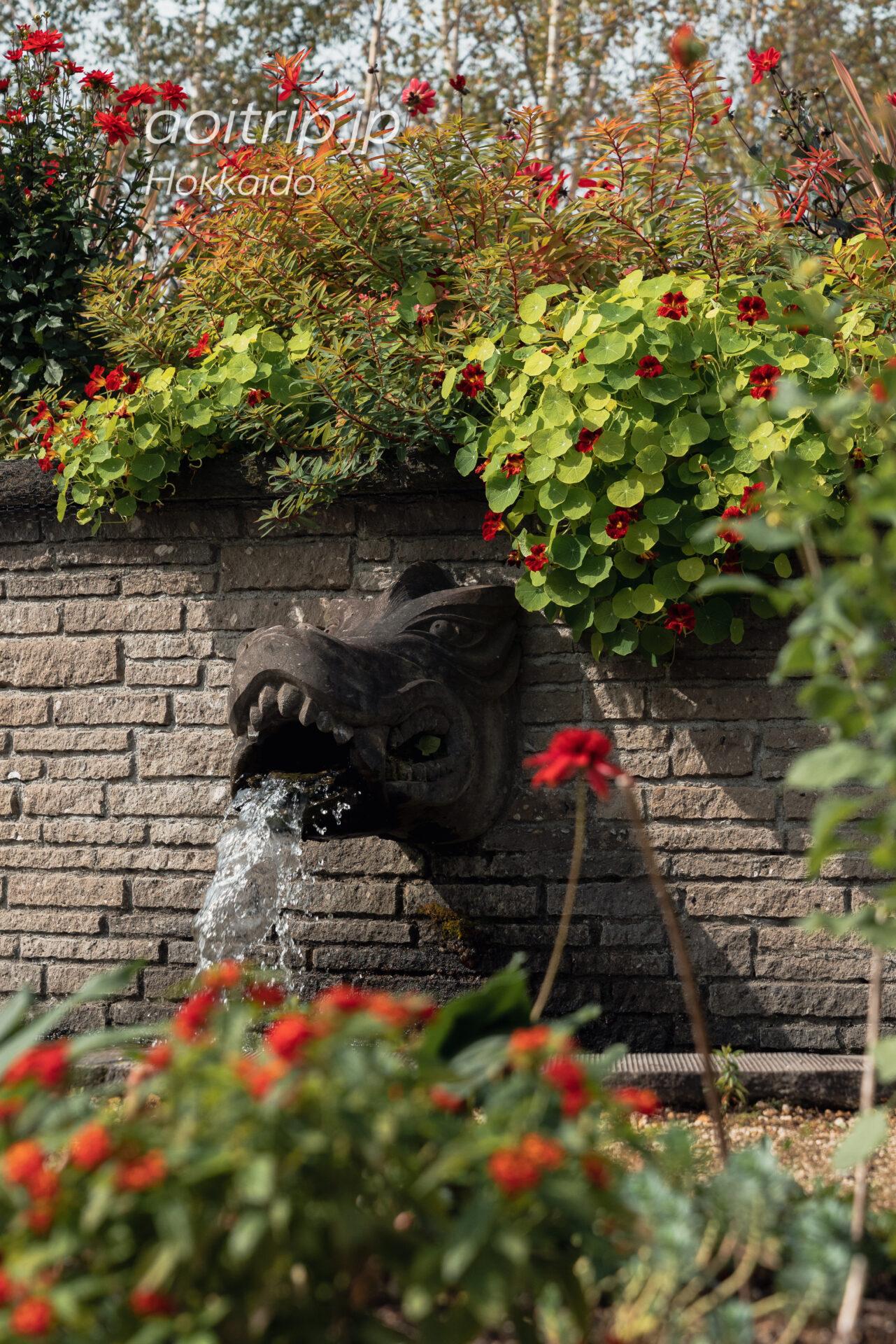 えこりん村 Ecorin Village 銀河庭園のドラゴンガーデン